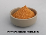 Peach Ghost Pepper Powder 1 oz