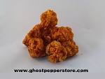 Dried Yellow Scotch Bonnet Peppers 4 oz