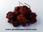 Dried Red Trinidad Scorpion Moruga Peppers 1 oz