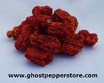 Dried Red Scotch Bonnet Peppers 1 oz