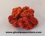 Dried Red Fatalii Peppers 1 oz