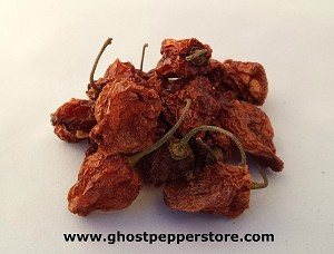 Dried Habanero Peppers 1 oz