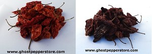 Dried/Smoked Ghost Pepper Combo