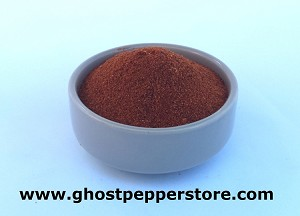 Red Trinidad Scorpion Moruga Powder 1 oz